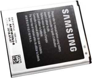 Μπαταρία κινητού τηλεφώνου   Samsung Galaxy S3 mini/ GT-I8190/ type EB-FIM7FLU original  3.8V 1500mAh Li-ion  (BI8190-O)