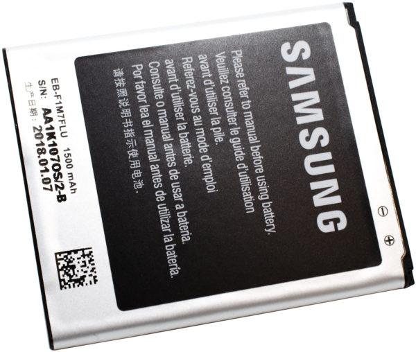 Μπαταρία κινητού τηλεφώνου   Samsung Galaxy S3 mini/ GT-I8190/ type EB-FIM7FLU original  3.8V 1500mAh Li-ion  (BI8190-O)