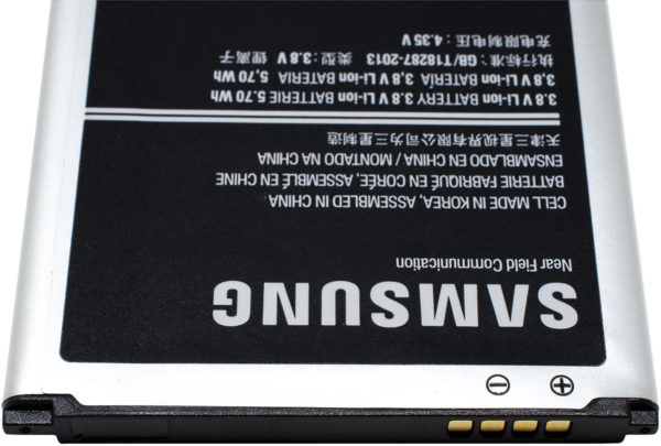 Μπαταρία κινητού τηλεφώνου    Samsung Galaxy S3 mini / GT-I8190 / type EB-L1M7FLU with NFC original  3.8V 1500mAh Li-ion  (BI8190NFC-O)