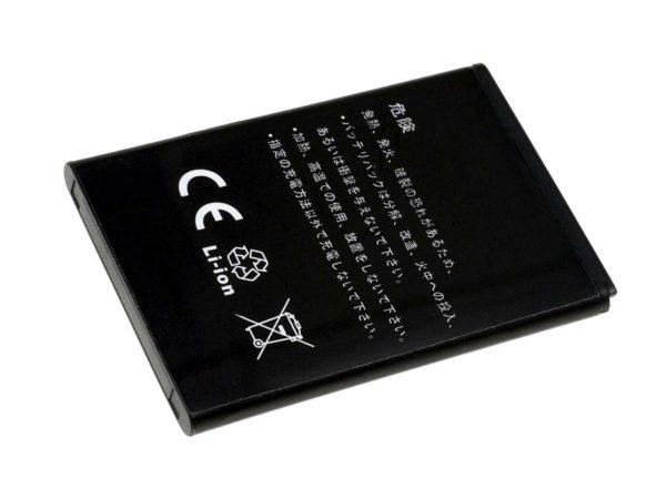 Μπαταρία κινητού τηλεφώνου   Samsung I8910 Omnia HD/ type EB504465VU  3.7V 1000mAh Li-ion black  (BI8910)