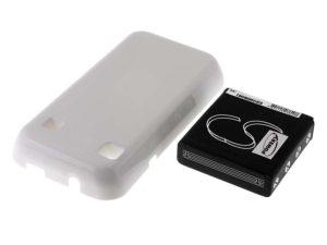 Μπαταρία κινητού τηλεφώνου   Samsung GT-i9000 / type EB575152VA 3000mAh   3.7V 3000mAh Li-ion  (BI9000W-E)