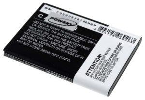 Μπαταρία κινητού τηλεφώνου   Samsung GT-I9220 / Galaxy Note/ type EB615268VU  3.7V 2700mAh Li-ion  (BI9200H)