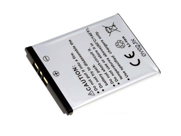 Μπαταρία κινητού τηλεφώνου   Sony-Ericsson K310i /K510i/J300i  BST-36 3.6V 750mAh Li-ion  (BK510)