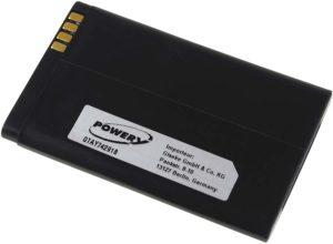 Μπαταρία κινητού τηλεφώνου   LG KF300 / type IP-330GP  3.7V 700mAh Li-ion  (BKF300)