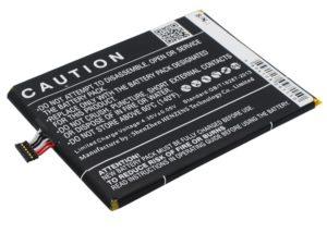 Μπαταρία κινητού τηλεφώνου   Alcatel OT-6050 / type TLp021A2  3.8V 2150mAh Li-polymer  (BOT6050)