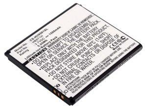 Μπαταρία κινητού τηλεφώνου   Huawei U9510/ Ascend D/ type HB5T1H  3.7V 1500mAh Li-ion  (BU9510)