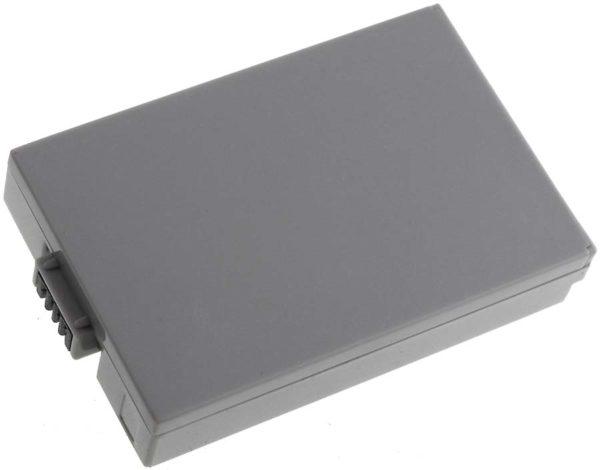 Μπαταρία βιντεοκάμερας   Canon type BP-110  3.7V 950mAh Li-ion  (C0110)