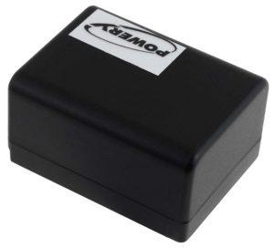 Μπαταρία βιντεοκάμερας    Canon VIIA HF R306 / type BP-718  3.6V 1600mAh Li-ion  (C0718)