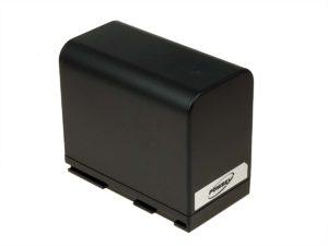 Μπαταρία βιντεοκάμερας    Canon BP-970 /BP970G  7.4V 7800mAh Li-ion  (C0970)