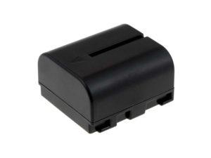 Μπαταρία βιντεοκάμερας    JVC BN-VF707  7.2V 710mAh Li-ion  (C2707)