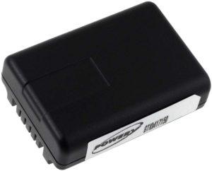 Μπαταρία βιντεοκάμερας    Panasonic HC-V110/ type VW-VBY100  3.6V 850mAh Li-ion  (C3VBY100)