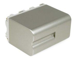 Μπαταρία βιντεοκάμερας    Sony NP-F930/ 950/ 960 / NP-F970   7.2V 7800mAh Li-ion   (C5F950S-4.9L)