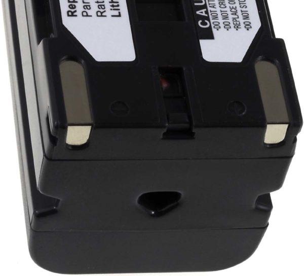 Μπαταρία βιντεοκάμερας    Samsung SB-L320  7.4V 3700mAh Li-ion  (C6320S-3.6L)