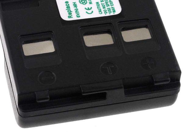 Μπαταρία βιντεοκάμερας Wende  Pana./ Sony  6.0V 2100mAh NiMH  (CW-1.9)