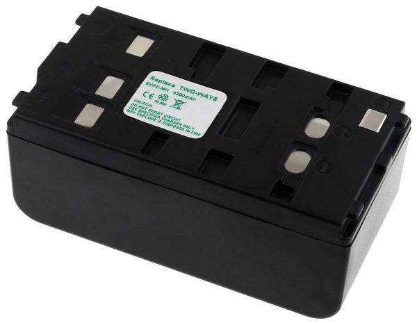 Μπαταρία βιντεοκάμερας Wende  Pana./ Sony  6.0V 4200mAh NiMH  (CW-4.0)