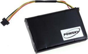 Μπαταρία GPS     TomTom Go 610 / type AHA1111107  3.7V 1100mAh Li-ion  (G1GO610)