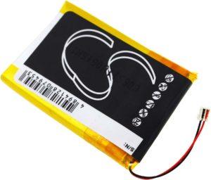 Μπαταρία ασύρματων ακουστικών    Jabra Pro 9400 / type AHB412434PJ  3.7V 230mAh Li polymer  (H9400)