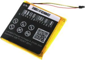 Μπαταρία ασύρματων ακουστικών    Beats Studio 2.0 / type AEC64333  3.7V 560mAh Li polymer  (H9BS2)