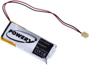 Μπαταρία ασύρματων ακουστικών   Sony DR-BT160 / type BP-HP160  3.7V 250mAh Li polymer  (HBT160)
