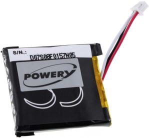 Μπαταρία ασύρματων ακουστικών   Logitech Clear Chat PC / type 981-000068  3.7V 450mAh Li polymer  (HCCP)