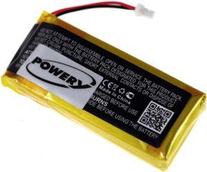 Μπαταρία ασύρματων ακουστικών   Cardo G9 / G4 / type ZN452050PC-1S2P  3.7V 800mAh Li polymer  (HG9)