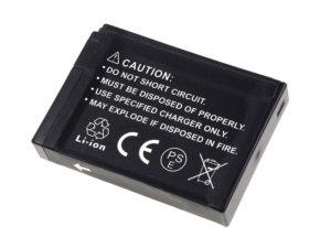 Μπαταρία φωτογραφικής μηχανής   General Electric type GB-40  3.7V 1050mAh Li-ion  (K4GB40)