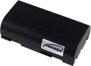 Μπαταρία φωτογραφικής μηχανής    Penta D-LI1 / type EI-D-LI1  7.4V 3400mAh Li-polymer  (K8LI1H)