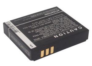 Μπαταρία φωτογραφικής μηχανής   Astak Action Pro 3 / type 752836  3.7V 900mAh Li-ion  (K9AP3)