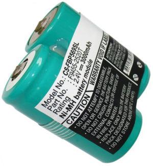 Μπαταρία για πολύμετρο   Fluke 474569 / type F9455-2520T  2.4V 3000mAh NiMH  (M474569)
