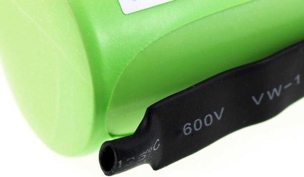 Μπαταρία για πολύμετρο   Fluke 8010 / 8010A / type 8092-01  2.4V 2500mAh NiMH  (M8010)