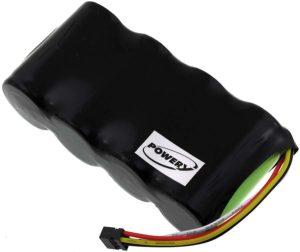 Μπαταρία για πολύμετρο   Fluke ScopeMeter 120 / type BP120  4.8V 3000mAh NiMH  (MBP120)