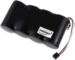 Μπαταρία για πολύμετρο   Fluke ScopeMeter 124 / type BP130  4.8V 3000mAh NiMH  (MBP130)
