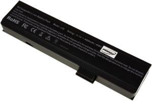 Μπαταρία για laptop    Fujitsu-Siemens Amilo Pi1505/Pi1506  11.1V 4400mAh Li-ion black  (N5PI1505-P)