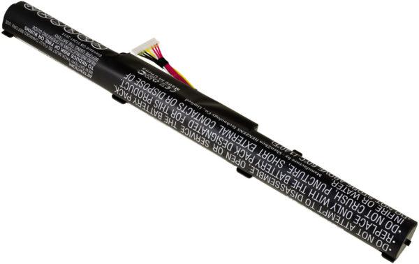 Μπαταρία για laptop   Karcher Asus N552 / N752 / type A41N1501  15V 3200mAh Li-ion  (N9N552)