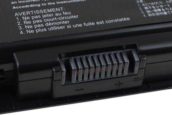 Μπαταρία για laptop   Asus  N45/N55/N75/ type A32-N55  11.1V 5200mAh Li-Ion  (N9N55)