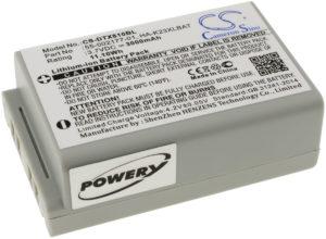 Μπαταρία barcode scanner    Casio DT-X8 / type HA-K23XLBAT  3.7V 3000mAh Li-ion  (O7DTX8)