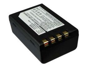 Μπαταρία barcode scanner    Unitech PA968II / type 1400-900006G  7.4V 1800mAh Li-ion  (O9PA968)