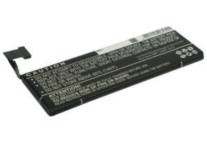 Μπαταρία smartphone    Apple iPhone 5 / A1428 / type 616-0610  3.8V 1590mAh Li polymer  (P4IP5H)