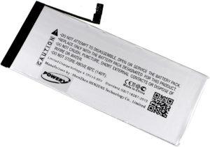 Μπαταρία smartphone     Apple iPhone 6s Plus / type 616-00042  3.8V 3000mAh Li polymer  (P4IP6SP-E)