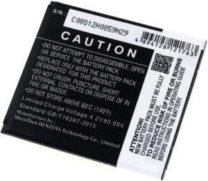 Μπαταρία smartphone    Alcatel One Touch 4024 / OT-4024 / type TLi014C7  3.7V 1400mAh Li-ion  (P9OT4024)