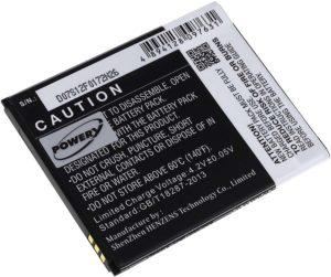 Μπαταρία smartphone   Kazam Trooper 2 5.0 / type KLB200N291  3.7V 2000mAh Li-ion  (P9TP2)
