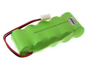 Μπαταρία για     Bosch Somfy BD5000- BD6000/ type E-BRLX620-1-NC  6V 2200mAh NiMH  (RBD5000)