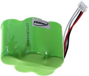 Μπαταρία για   Ecovacs Deebot D650 / type LP43SC3300P5  6V 3300mAh NiMH  (RED650)