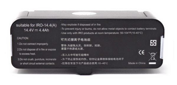 Μπαταρία για    iRobot Roomba 960 / 980 / type 4376392  14.4V 5200mAh Li-ion  (RR960)