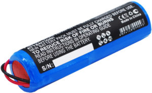Μπαταρία για   Wella Eclipse Clipper / type 8725-1001  3.7V 3000mAh Li-ion  (RWEC-H)
