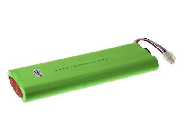 Μπαταρία για   Electrolux Trilobite ZA1 / type 2192110-02  18V 2200mAh NiMH  (RZA1)