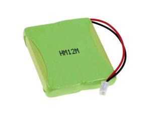Μπαταρία ασύρματου τηλεφώνου   DeTeWe Style 250/ Medion Slim Dect 500/type 5M702BMX  2.4V 500mAh NiMH  (S250)