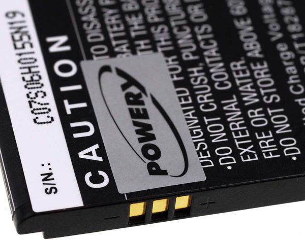 Μπαταρία ασύρματου τηλεφώνου   Panasonic KX-PRX110 / type KX-PRA10  3.7V 1750mAh Li-ion  (SPRX110)