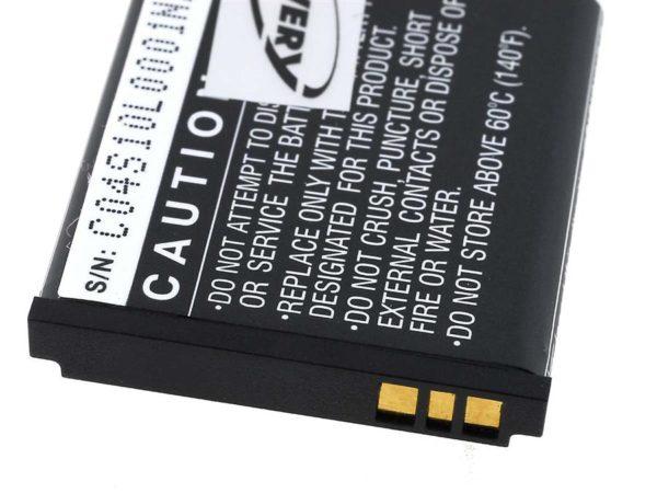 Μπαταρία ασύρματου τηλεφώνου   Siemens gigaset SL910 series/ type V30145-K1310K-X447  3.7V 1050mAh Li-ion  (SSL910)