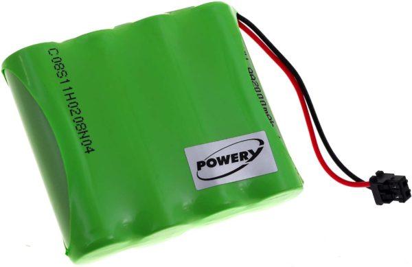 Μπαταρία ασύρματου τηλεφώνου   Sony SPP-300 / SPP-100 / SPP-200  4.8V 2000mAh NiMH  (SSPP300)